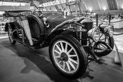 葡萄酒汽车德拉热B1 Tourer, 1915年 库存照片