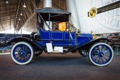 葡萄酒汽车福特模型T, 1910年 免版税图库摄影