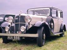 葡萄酒汽车(莫妮斯考利六) 免版税库存照片