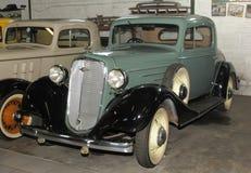 葡萄酒汽车1935年薛佛列小轿车 库存图片