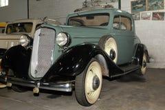 葡萄酒汽车1935年薛佛列小轿车 免版税库存照片