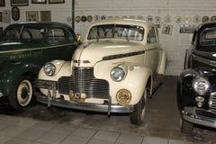 葡萄酒汽车1940年薛佛列小轿车 图库摄影
