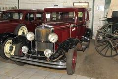 葡萄酒汽车1930年薛佛列轿车 库存图片