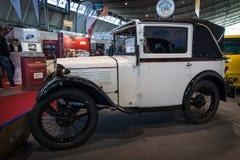 葡萄酒汽车BMW 3/15 PS DA2 (Dixi), 1931年 库存图片