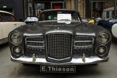 葡萄酒汽车Facel维加FV4 Typhoon, 1958年 免版税库存照片