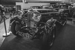 葡萄酒汽车Lagonda 3公升Tourer, 1934年 库存照片