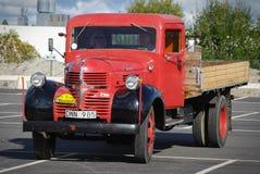 葡萄酒法戈卡车从1947年 免版税库存图片