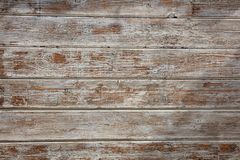 葡萄酒灰色木背景,老被风化的木板条 库存图片
