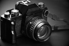 葡萄酒照片照相机 库存图片