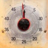 葡萄酒燃油泵的详细资料 免版税图库摄影