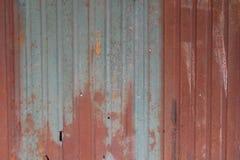 葡萄酒生锈的难看的东西钢织地不很细背景,金属板墙纸 库存图片
