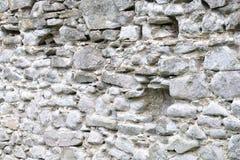 葡萄酒石墙 库存图片