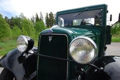 葡萄酒福特卡车1948年 免版税图库摄影