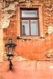 葡萄酒窗口 库存照片
