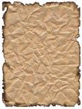 葡萄酒纸张 免版税库存图片