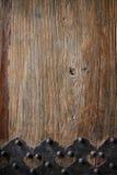 葡萄酒老木纹理。 库存图片