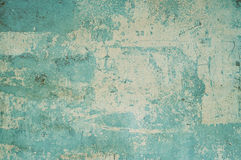 葡萄酒背景的难看的东西老墙壁纹理 免版税库存图片