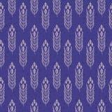 葡萄酒花卉纺织品,无缝spattern 免版税库存图片