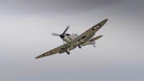 葡萄酒英国烈性人战机 库存照片
