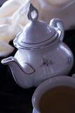 葡萄酒茶壶 图库摄影