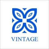 葡萄酒装饰物商标 库存照片
