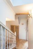 葡萄酒豪宅- barier的台阶 库存图片