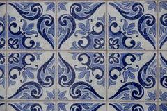 葡萄酒陶瓷砖 图库摄影