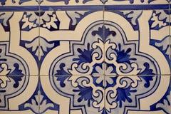 葡萄酒陶瓷砖 免版税库存图片