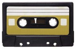 葡萄酒音频混合磁带 库存图片