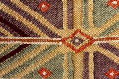 葡萄酒,东方人,五颜六色的手工制造传统羊毛地毯7 免版税图库摄影