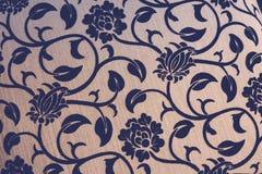 葡萄酒织品纹理背景 库存图片