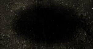 葡萄酒黑白背景现实闪烁,与坏干涉,静态噪声背景的模式电视信号 皇族释放例证