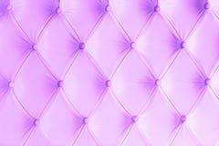 葡萄酒紫色皮革纹理背景 库存照片