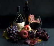 葡萄酒 免版税图库摄影