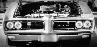 葡萄酒GTO 免版税库存图片