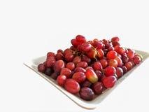 葡萄,板材,食物,果子,食家 免版税库存图片