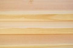 董事会关闭木头的谷物 图库摄影