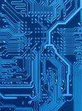 董事会电路模式 免版税库存图片