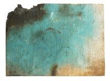 董事会被烧的grunge板条 库存照片