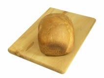 董事会面包n 免版税库存照片