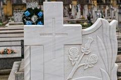 葬礼十字架18的类型 库存图片