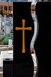 葬礼十字架7的类型 免版税库存照片