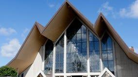 葬礼的好的教堂 免版税库存图片