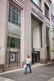 蒂凡尼的芝加哥 免版税库存照片