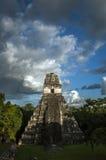 蒂卡尔国家公园,危地马拉 免版税库存图片