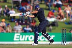 蒂姆Bresnan英国板球运动员 免版税库存图片