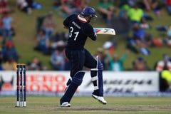 蒂姆Bresnan英国板球运动员 免版税库存照片