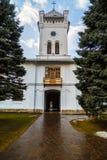蒂斯马纳修道院,罗马尼亚 免版税库存照片