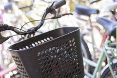 蒂格雷布宜诺斯艾利斯状态/阿根廷06/17/2014 小组自行车在蒂格雷布宜诺斯艾利斯阿根廷 免版税库存图片