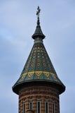 蒂米什瓦拉正统大教堂 免版税库存图片